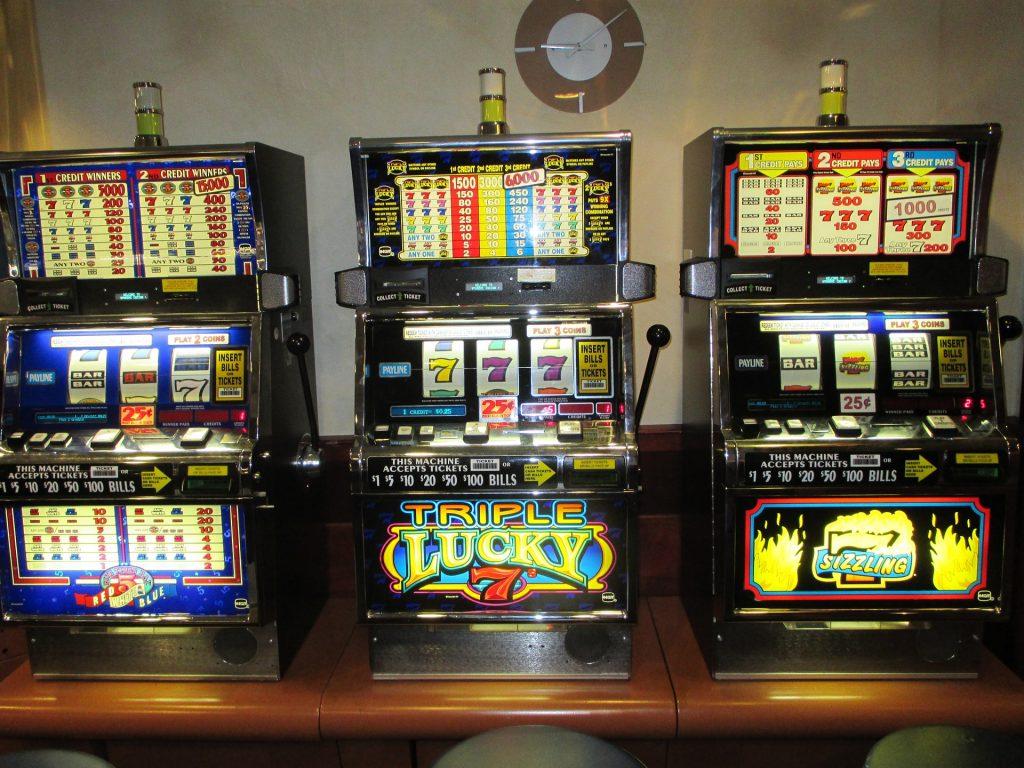 wolverton slot machine online